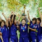 なでしこジャパン、ワールドカップ優勝